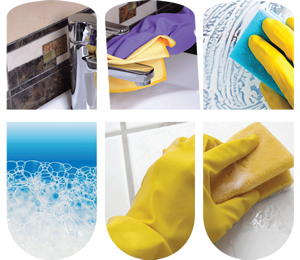 fixture cleaning